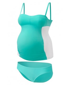 Amoralia Maternity Tankini Swimsuit