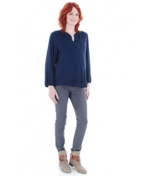 Everly Grey 'Izzy' Maternity Top