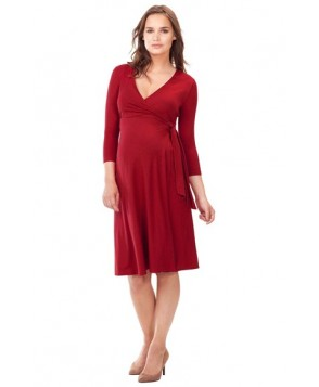 Isabella Oliver 'Neale' Maternity Wrap Dress
