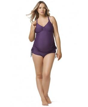 Cake 'Shake' Tankini Maternity/nursing Swimsuit