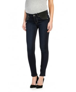 Paige 'Transcend - Verdugo' Ankle Skinny Maternity Jeans