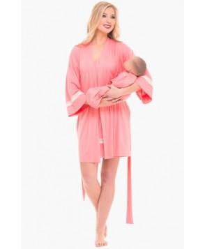 Olian Three-Piece Maternity Sleepwear Gift Set