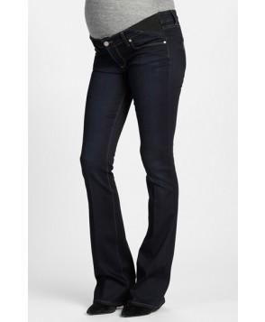 Paige 'Transcend - Skyline' Bootcut Maternity Jeans