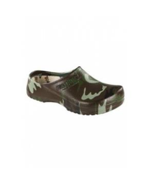 Birkenstock Professional Super Birki Green Camo shoe - Green Camo