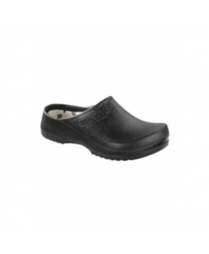 Super Birkis by Birkenstock nursing clog - Black