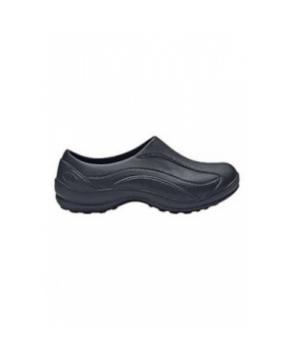 Landau Energize slip-resistant unisex clog - Black -