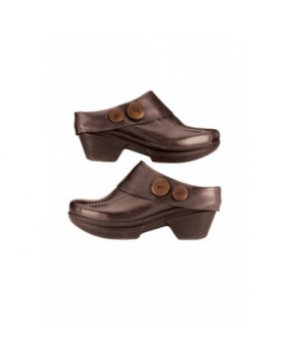 Sanita Nickolette nursing clog - Brown