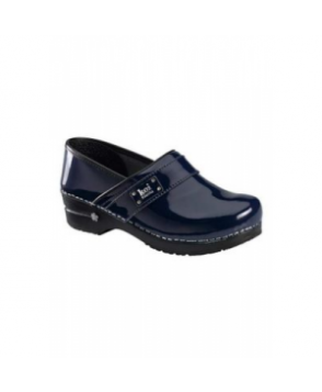 Koi by Sanita Lindsey nursing clog - New Navy