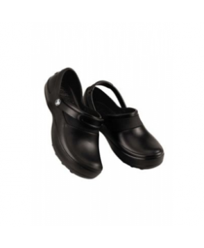 Crocs Mercy Work nursing clog - Black-black -