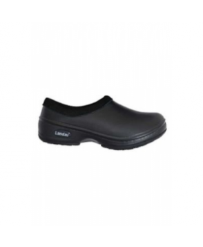 Landau Reneu slip-on nursing shoe - Black