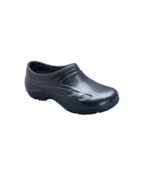 Anywear Exact closed back clog - Black