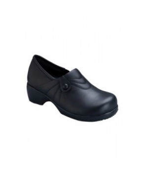 Cherokee Elegance Series women's nursing clogs - Black