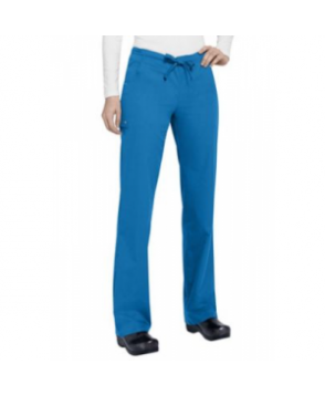 Cherokee Luxe Collection stretch scrub pants - Jasper Bleu