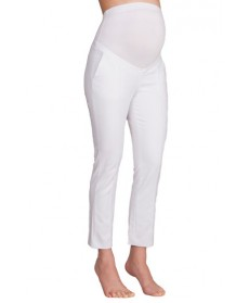 Seraphine 'Cressida' Crop Maternity Trousers