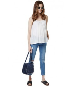 Topshop Braided Strap Maternity Camisole
