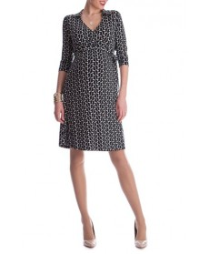Seraphine 'Georgina' Maternity Wrap Dress