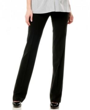 Motherhood Maternity Straight-Leg Dress Pants