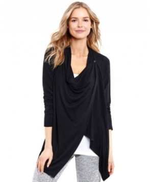 Jessica Simpson Maternity Draped Nursing Cardigan