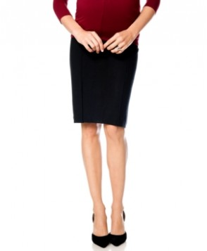 A Pea In The Pod Maternity Ponte Pencil Skirt