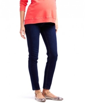 Jessica Simpson Maternity Skinny Maternity Jeans, Dark Wash