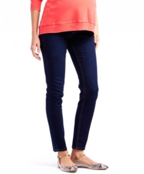 Jessica Simpson Maternity Petite Skinny Jeans, Dark Wash