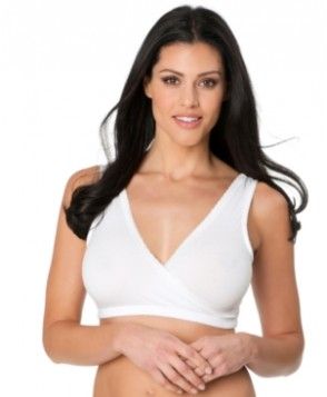 Motherhood Maternity Nursing Wrap Sleep Bra