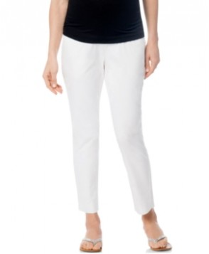 A Pea In The Pod Maternity Ankle Skinny-Leg Pants