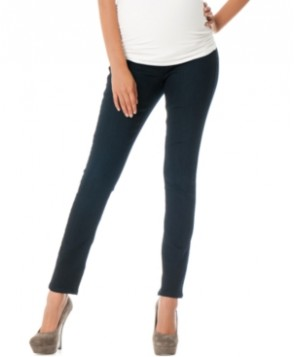 Fade To Blue Maternity Skinny Jeans, Dark Wash