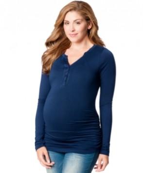 Motherhood Maternity Henley Top
