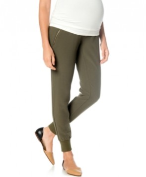 A Pea In The Pod Maternity Slim-Leg Jogger Pants