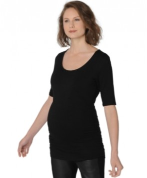 A Pea in the Pod Maternity Elbow-Sleeve Top