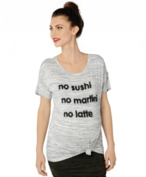 A Pea in the Pod Maternity Short-Sleeve Graphic Tee
