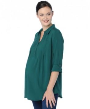 Motherhood Maternity Utility Shirt