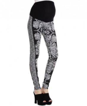 Jessica Simpson Maternity Printed Leggings