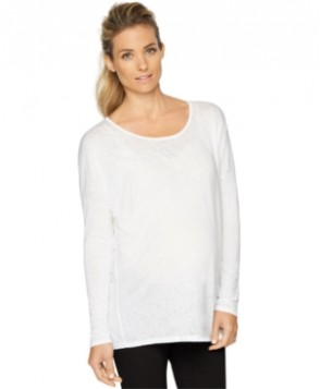 A Pea in the Pod Maternity Long-Sleeve Top