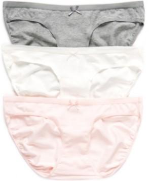 Motherhood Maternity Bikini 3-Pack Panties