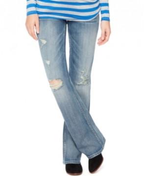 Motherhood Maternity Boot-Cut Maternity Jeans, Sunset Medium Wash