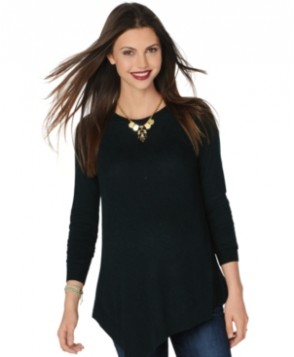 A Pea In The Pod Maternity Asymmetrical Sweater