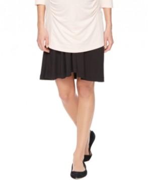 Motherhood Maternity Foldover Skirt
