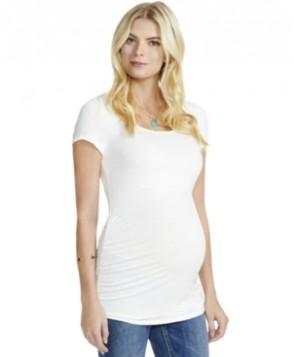 Jessica Simpson Maternity Cutout Top