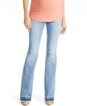 Jessica Simpson Maternity Flared Jeans