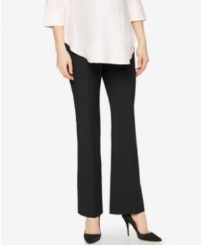 A Pea In The Pod Maternity Bi-Stretch Suit Pants