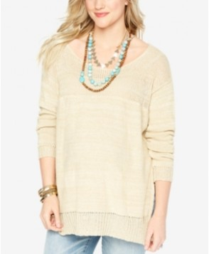 Wendy Bellissimo Maternity Relaxed-Fit Sweater