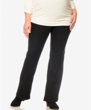 Motherhood Maternity Plus Size Dress Pants