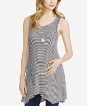Jessica Simpson Maternity Sleeveless Tunic