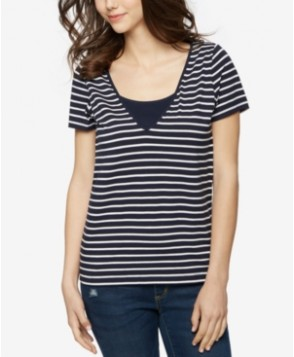 Seraphine Nursing Striped Top