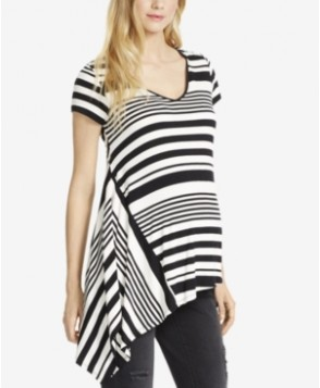 Jessica Simpson Maternity Printed V-Neck Top