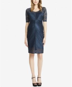 Jessica Simpson Maternity Dress, Elbow Sleeve Lace
