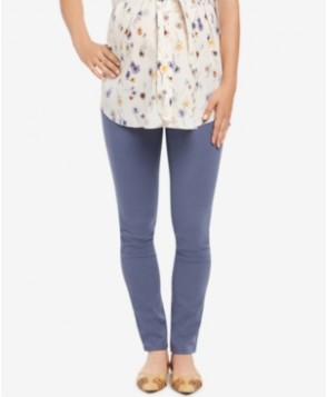 Motherhood Maternity Brushed Sateen Skinny Pants