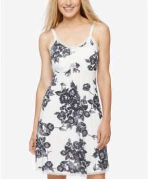 A Pea in the Pod Printed Nursing Nightgown